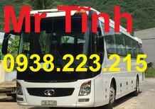 Bán Thaco Universe TB120S W336 2017 47 chỗ giá rẻ, hỗ trợ vay trả góp