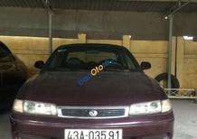 Cần bán xe Mazda 626 GLX sản xuất năm 1995, màu đỏ, nhập khẩu nguyên chiếc