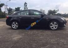 Bán xe cũ Daewoo Lacetti CDX đời 2010, màu đen, xe nhập