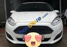 Cần bán lại xe Ford Fiesta Titanium sản xuất năm 2017, màu trắng
