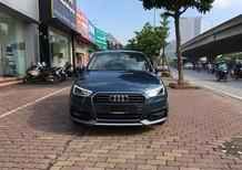 Cần bán xe ô tô Audi A1 màu xanh dương, nhập khẩu nguyên chiếc