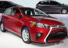 Bán Toyota Yaris năm 2014, màu đỏ xe gia đình