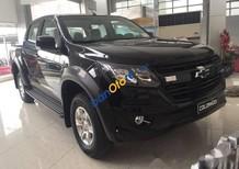 Cần bán Chevrolet Colorado 2.5MT sản xuất năm 2017, màu đen