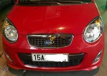 Bán xe Kia Morning SLX 1.0 AT 2010, màu đỏ, nhập khẩu nguyên chiếc