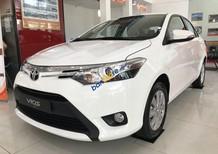 Bán Toyota Vios 1.5E MT sản xuất năm 2017, màu trắng