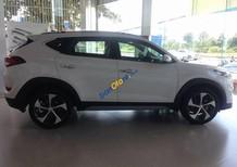 Cần bán xe Hyundai Tucson Limited 2.0 AT FWD năm sản xuất 2017, màu trắng