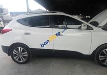 Bán Hyundai Tucson 2.0AT sản xuất 2014, màu trắng xe gia đình giá cạnh tranh