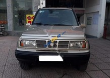 Cần bán Suzuki Vitara năm 2005, màu bạc, 195 triệu