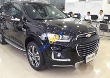 Cần bán Chevrolet Captiva Revv đời 2017, màu đen