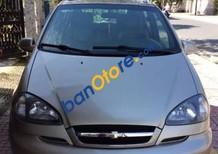 Cần bán lại xe Chevrolet Vivant năm sản xuất 2008, màu vàng