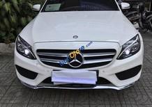 Bán Mercedes C300 năm sản xuất 2015, màu trắng, giá tốt