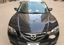 Cần bán Mazda 3 1.6 AT sản xuất 2010, màu đen, xe nhập