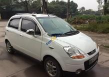 Bán Daewoo Matiz SE sản xuất 2008, màu trắng, xe nhập