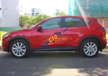 Bán Mazda CX 5 2.0AT năm sản xuất 2012, màu đỏ còn mới