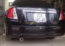 Cần bán xe Daewoo Lacetti EX đời 2009, màu đen
