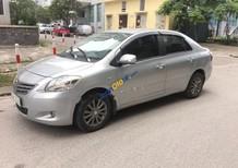 Cần bán xe Toyota Vios 1.5MT năm sản xuất 2011, màu bạc