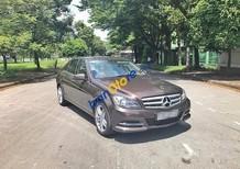 Cần bán xe Mercedes C200 năm sản xuất 2014, màu nâu, xe nhập