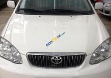 Cần bán xe cũ Toyota Corolla altis năm 2007, màu trắng