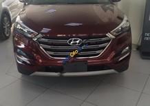Bán Hyundai Tucson 1.6 AT Turbo đời 2017, màu đỏ, giá tốt