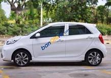 Cần bán xe Kia Morning đời 2017, màu trắng