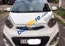 Bán Kia Morning sản xuất 2013, màu trắng xe gia đình
