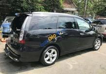 Bán xe Mitsubishi Grandis năm sản xuất 2008, màu đen xe gia đình