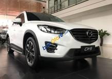 Bán Mazda CX 5 sản xuất 2017, màu trắng, giá chỉ 790 triệu