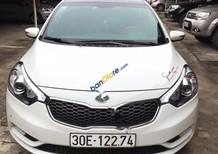 Cần bán lại xe Kia K3 năm 2015, màu trắng giá cạnh tranh