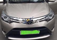 Bán Toyota Vios 1.5G sản xuất 2017, số tự động giá tốt