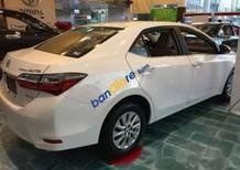 Cần bán xe Toyota Corolla altis năm sản xuất 2017, màu trắng