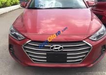 Cần bán Hyundai Elantra 1.6MT sản xuất năm 2017, màu đỏ, giá chỉ 625 triệu