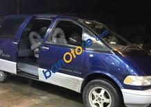 Chính chủ bán xe cũ Toyota Previa đời 1991, màu xanh