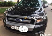 Cần bán lại xe Ford Ranger XLS đời 2016, màu đen, nhập khẩu