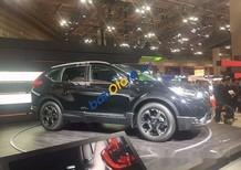Bán xe Honda CR V sản xuất 2018, màu đen, nhập khẩu giá cạnh tranh