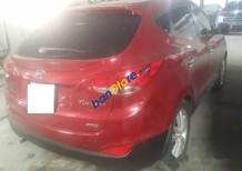 Xe Hyundai Tucson 4WD 2.0AT sản xuất năm 2011, màu đỏ, nhập khẩu Hàn Quốc