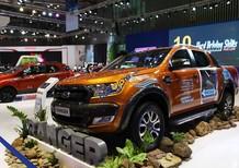 Bán xe Ford Ranger Wildtrak sản xuất 2017, nhập khẩu