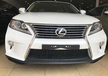 Cần bán gấp Lexus RX350 Luxury 2014, màu trắng đăng ký 2015