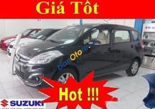Cần bán Suzuki Ertiga năm 2017, màu đen, nhập khẩu giá cạnh tranh