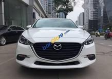 Bán xe Mazda 3 đời 2017, màu trắng