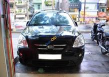 Bán gấp Kia Carens CRDi 2.0 MT đời 2008, màu đen, xe nhập