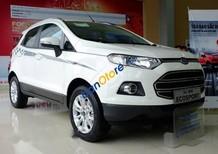Cần bán xe Ford EcoSport Titanium 1.5L AT sản xuất năm 2017, màu trắng, giá 566 triệu