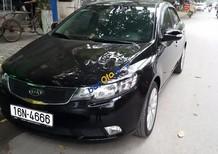 Bán ô tô Kia Cerato 1.6 AT năm sản xuất 2011, màu đen, xe nhập, giá chỉ 420 triệu