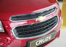 Lào Cai bán xe Chevrolet Cruze LTZ 2017 rẻ nhất thành phố Lào Cai và các tỉnh Tây Bắc Bộ