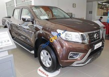 Bán Nissan Navara EL năm sản xuất 2017, màu nâu, nhập khẩu