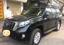 Bán Toyota Land Cruiser Prado TXL sản xuất 2016, màu đen, nhập khẩu