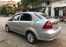 Cần bán xe Daewoo Gentra 1.5 SX đời 2010, màu bạc, 190tr