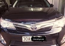 Bán ô tô Toyota Camry 2.5 XLE đời 2014, màu đen, nhập khẩu, chính chủ