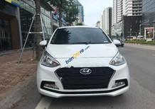 Bán Hyundai Grand i10 1.2 MT đời 2017, màu trắng, giá tốt