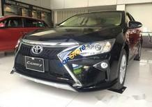 Bán xe Toyota Camry đời 2017, màu đen, đi ít và giữ cẩn thận