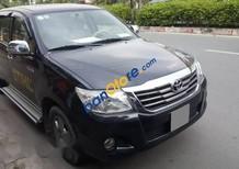 Cần bán gấp Toyota Hilux 2.5E sản xuất 2013, màu đen, nhập khẩu